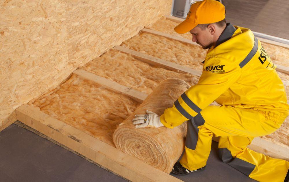 Деревянное перекрытие первого этажа - Всё о строительстве дома