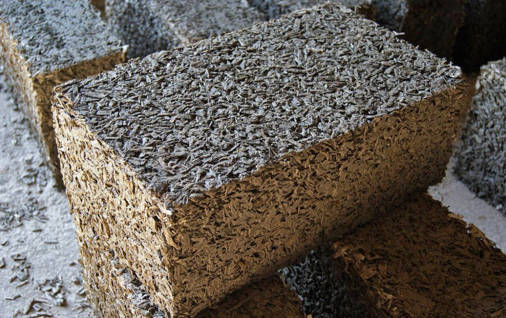 щепка бетон