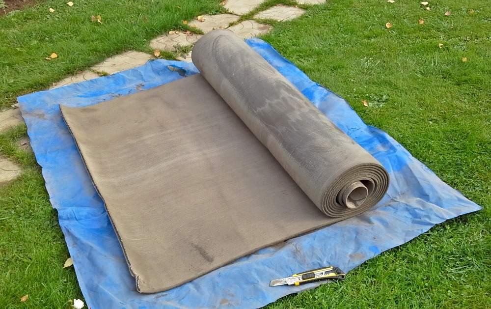 Рулонный бетон нейтрализующий раствор для штукатурки протравка цементной
