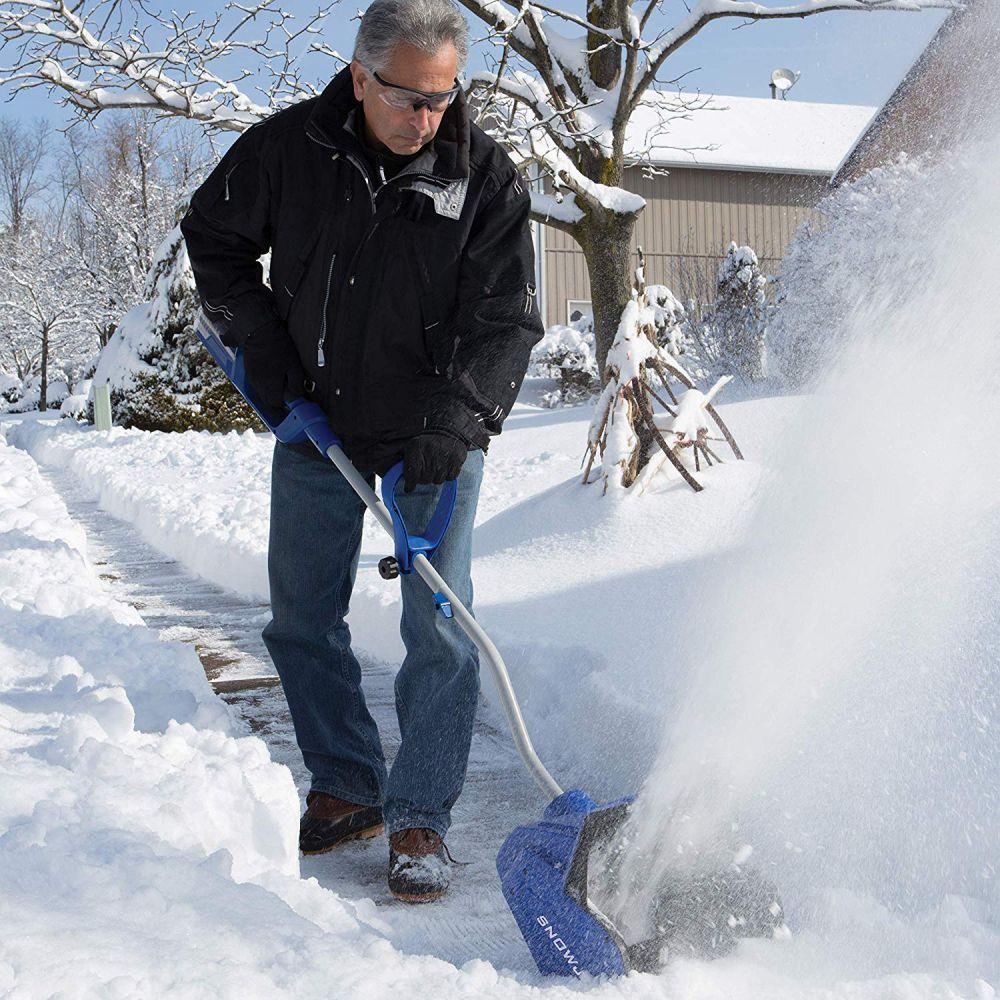 The snow joe shovel gas lawn mowers