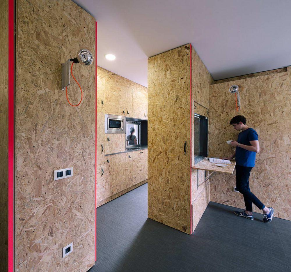 применение осб в жилых помещениях