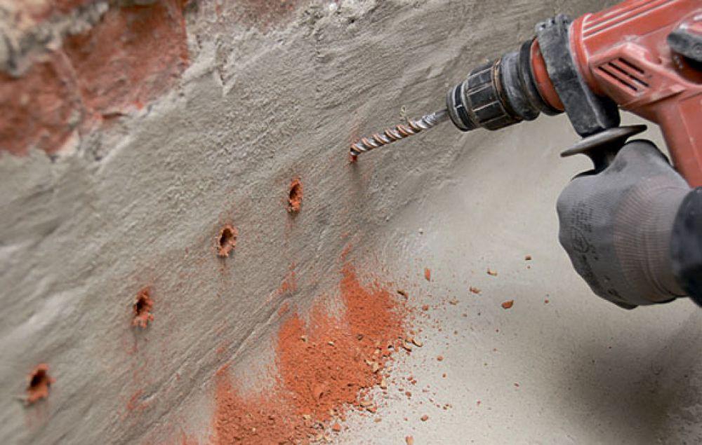 инъекция стен