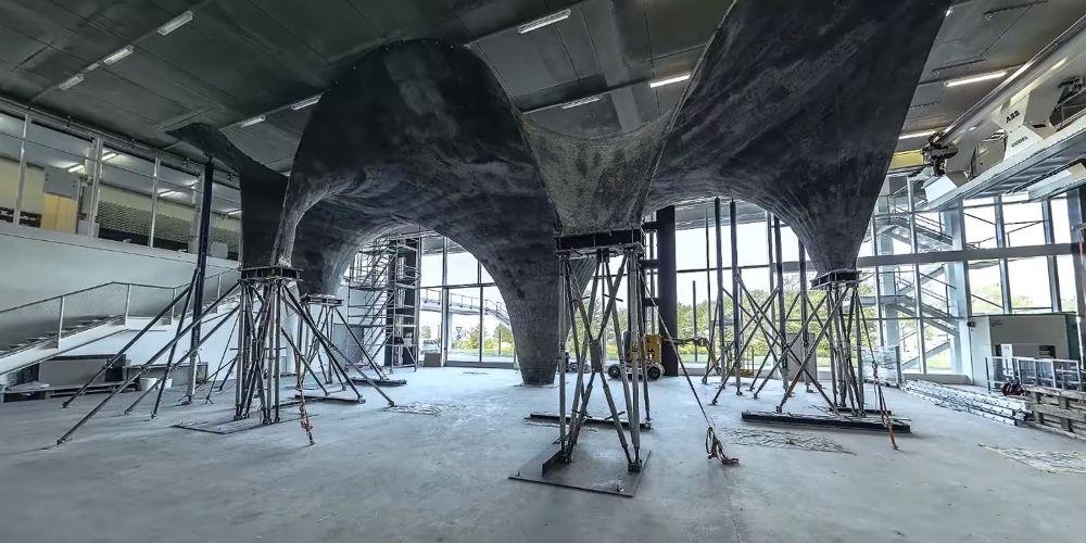 Гибкий бетон технология формы для бетона купить в твери