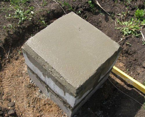 Из какого бетона делают фбс