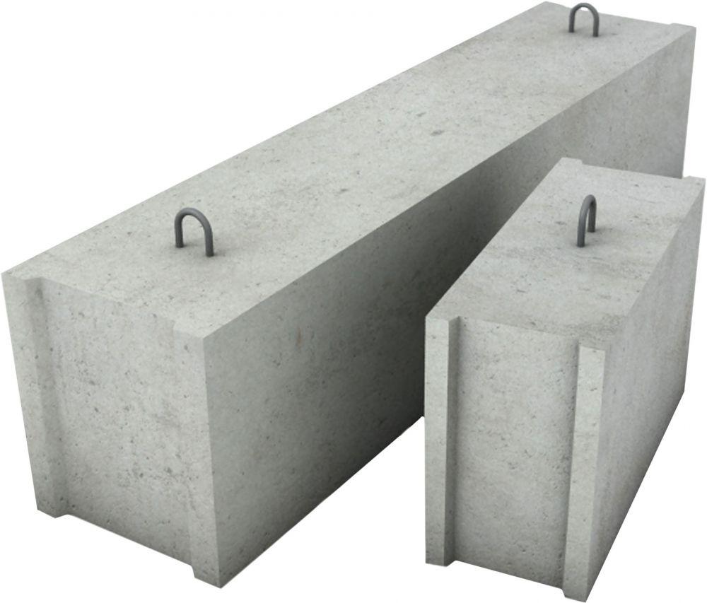 фундаментные блоки малого размера